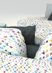 Louis Vuitton – Limited Edition Collection Of Sofas