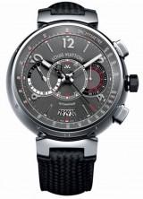 Louis Vuitton Voyagez Tambour Automatic Chronograph Watch