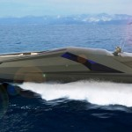 The Lamborghini On The Water – Motoryacht By Mauro Lecchi And Fenice Milano