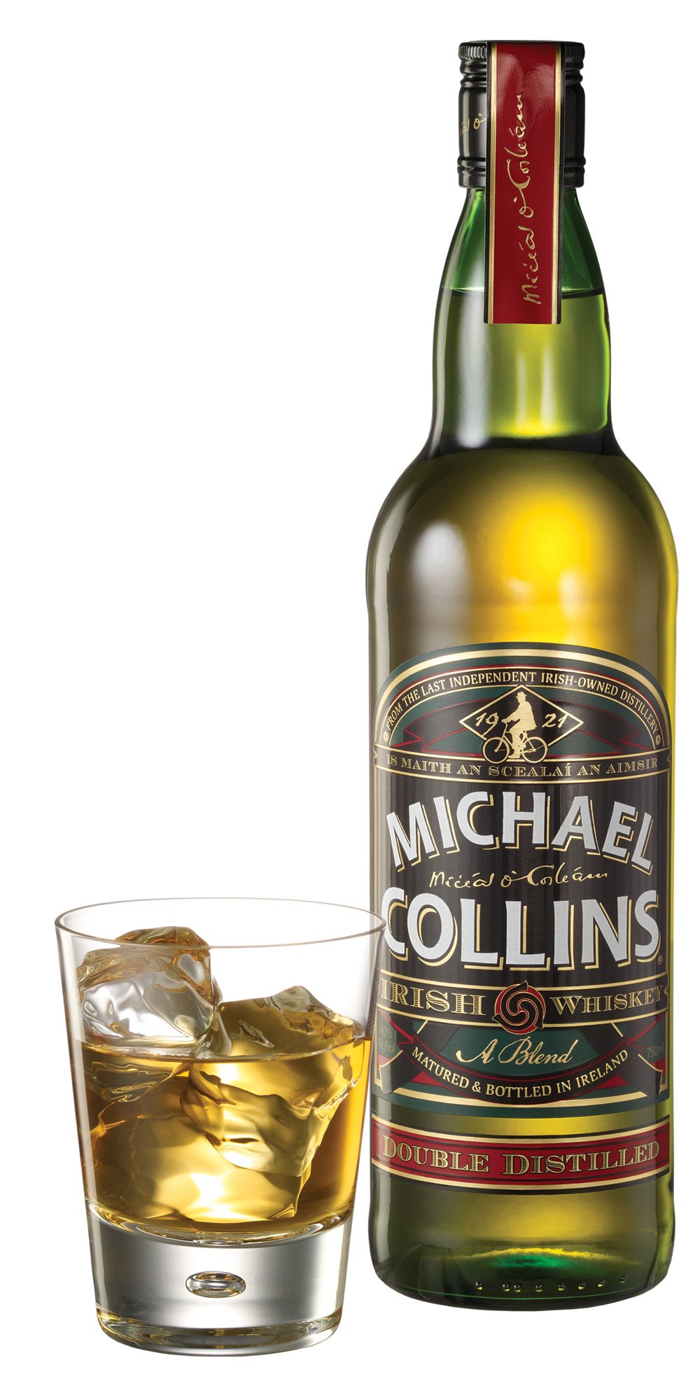 Michael Collins 10 Year Old Single Malt Irish Whiskey