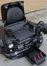 Mini Cooper Armchair For The Reach Gamers