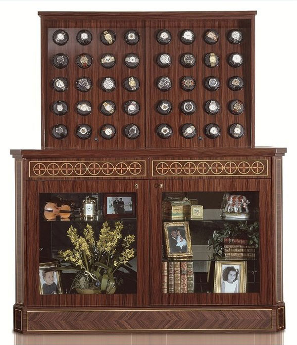 Orbita Bergamo 40 Watch Winder Cabinets