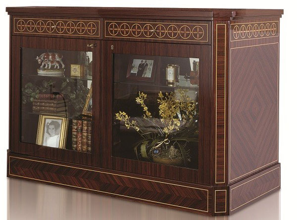 Orbita Bergamo 40 Disappearing Watch Winder Cabinets