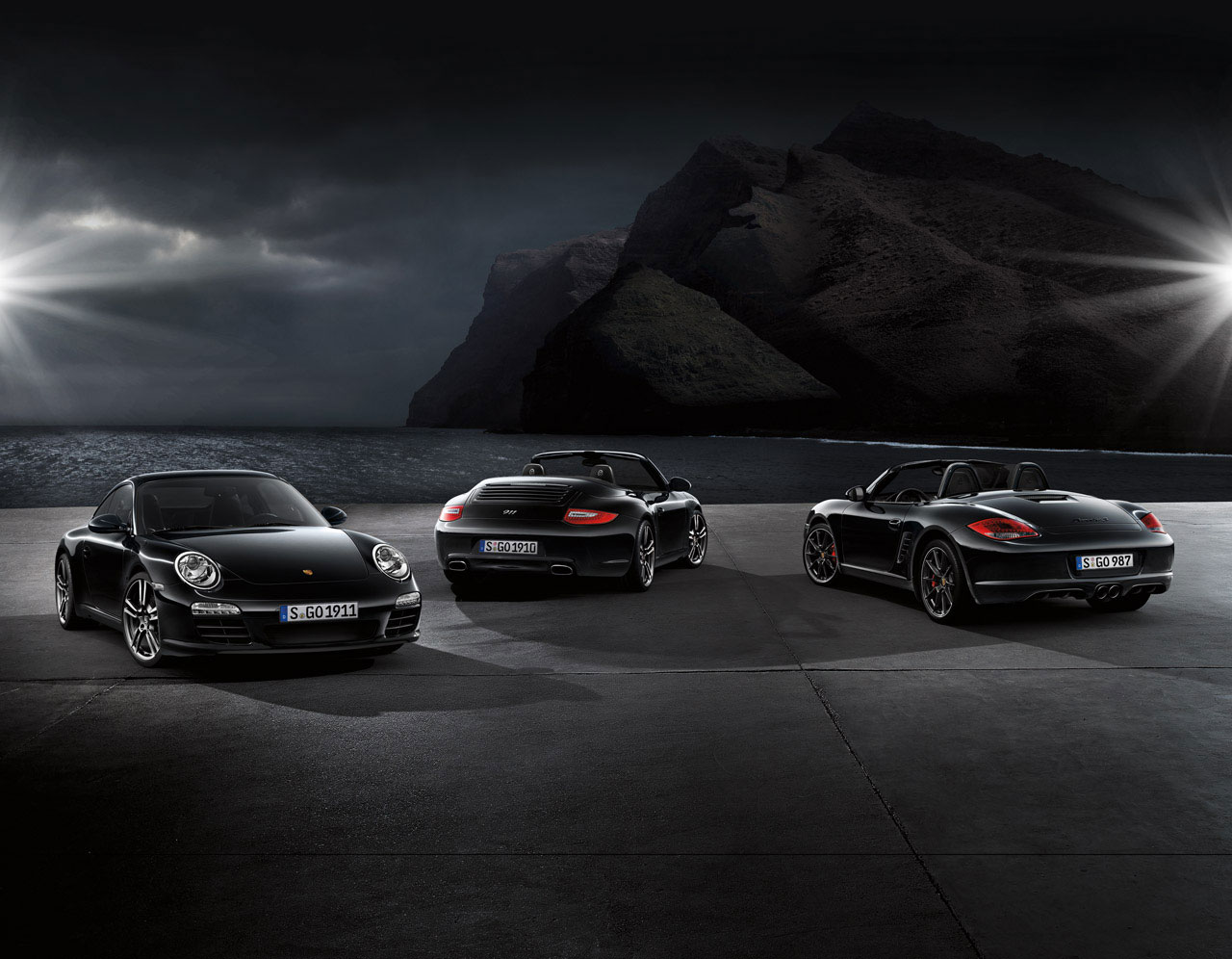 Porsche Boxster S Black Edition – Power of Attraction
