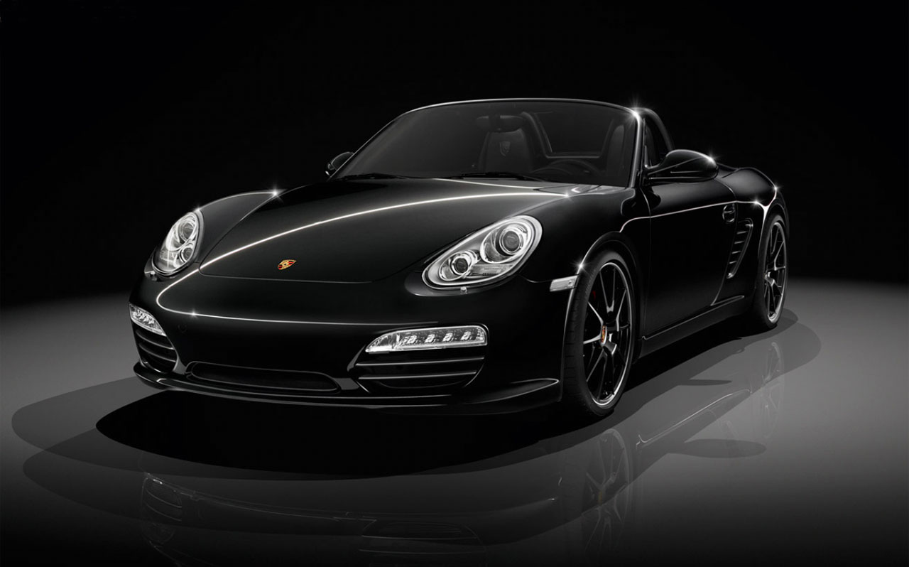 Porsche Boxster S Black Edition Power Of Attraction