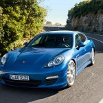 Porsche Expands its Hybrid Lineup with the Panamera S Hybrid Premium Four-Door Sports Sedan