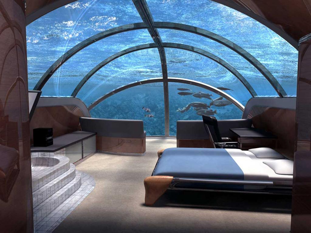 Poseidon Undersea Resort Explore The Fijis Mystery