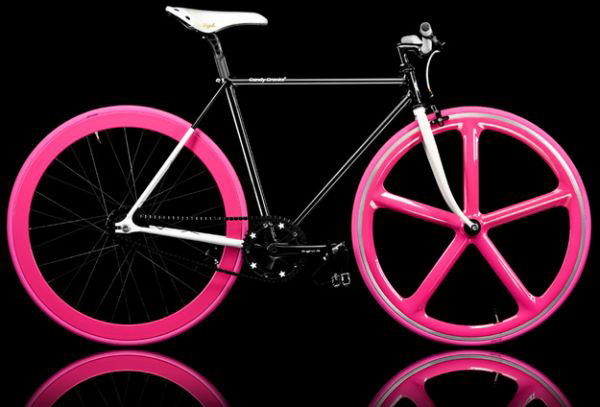 Primate Frames & Candy Cranks Bike