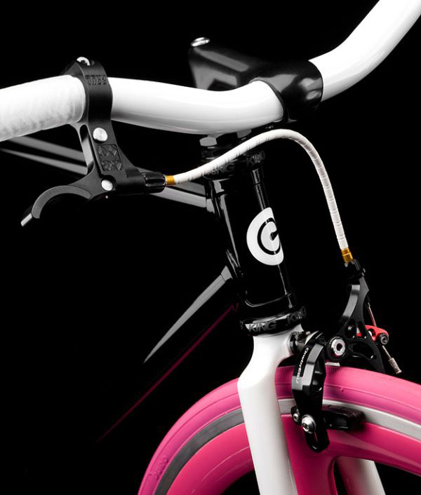 Primate Frames And Candy Cranks Designed New Bike For The Trendy Girls