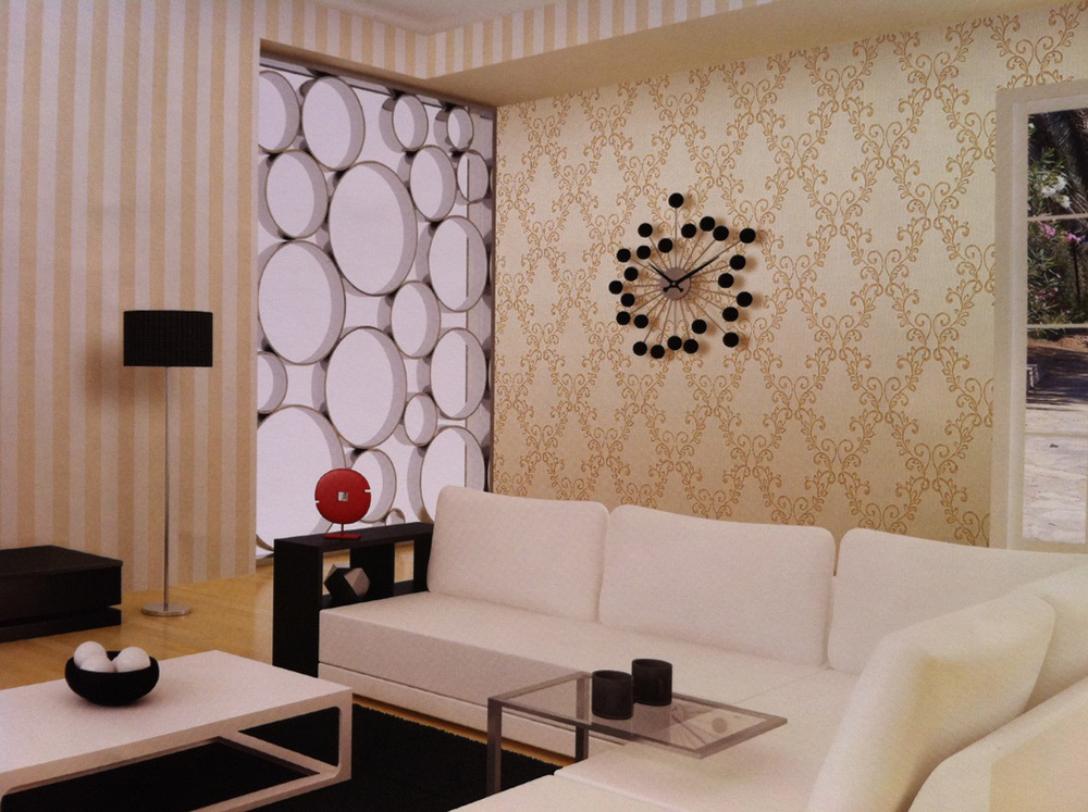 Progetto Parato Luxury Wallpaper