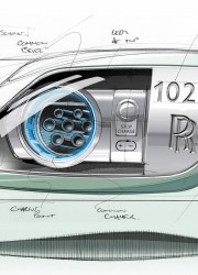 Rolls-Royce 102EX Phantom Experimental Electric Car