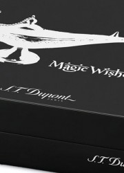 S.T. Dupont Achieves Your Magic Wishes with Limited Edition Lighter and Pen