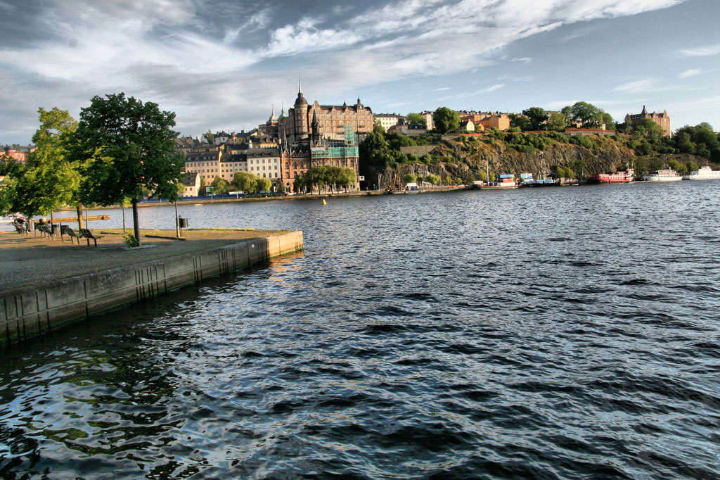Crystal Cruises Offer a New Crystal Adventure – Stieg Larsson's Stockholm