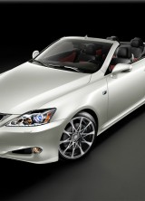 Lexus Launched IS 350C F Sport Special Edition