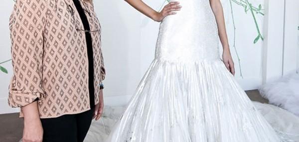 Swarovski Crystals Wedding Dress – Extravagance in Every Ttitch