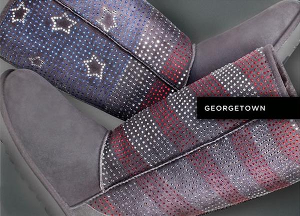 UGG Australia Boots with Swarovski Crystals - Georgetown