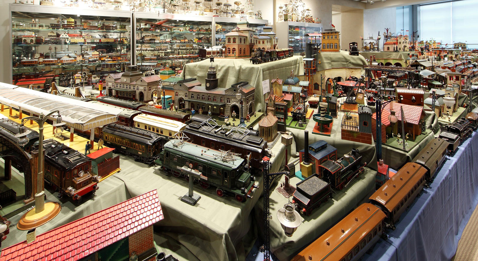 Toys and Trains Selections from the Jerni Collection