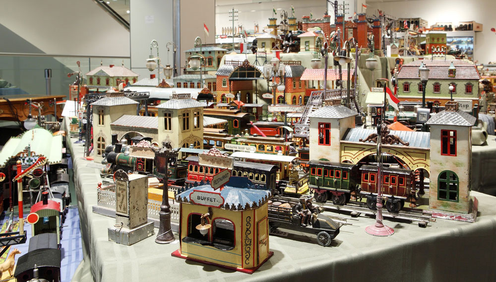 The World&#8217;s Greatest Toy and Train Collection Reaches Sotheby&#8217;s
