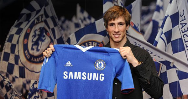 Torres Joins Chelsea