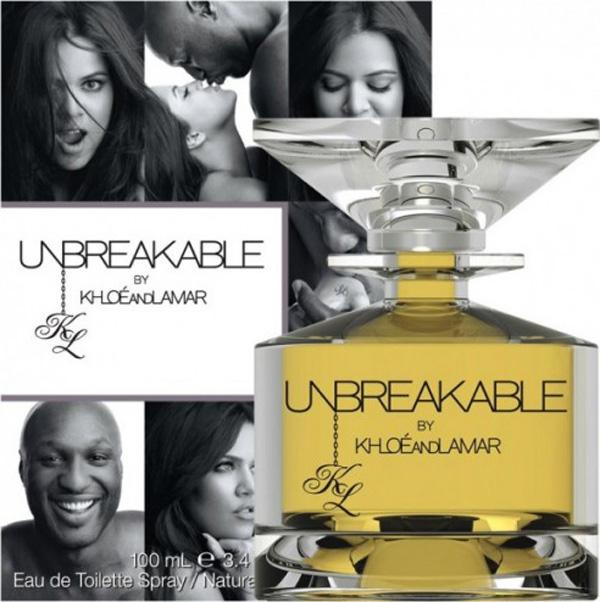 Unbreakable Fragrance by Khloe Kardashian and Lamar Odom