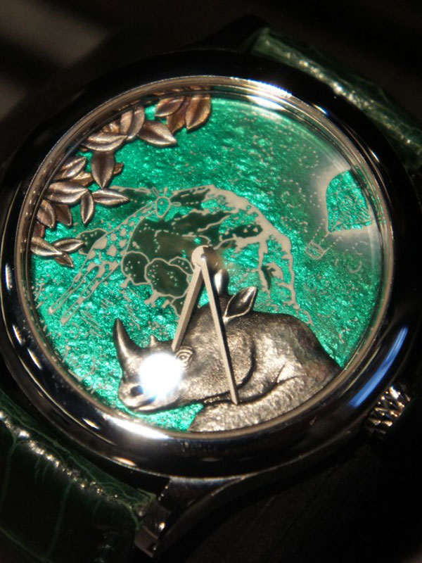 Les Voyages Extraordinaires Watch Collection by Van Cleef &amp; Arpels
