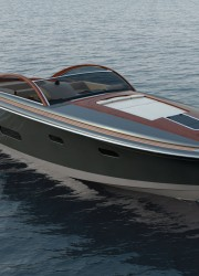 New Vanguard Line of Superyacht Tenders by Vicem Yachts