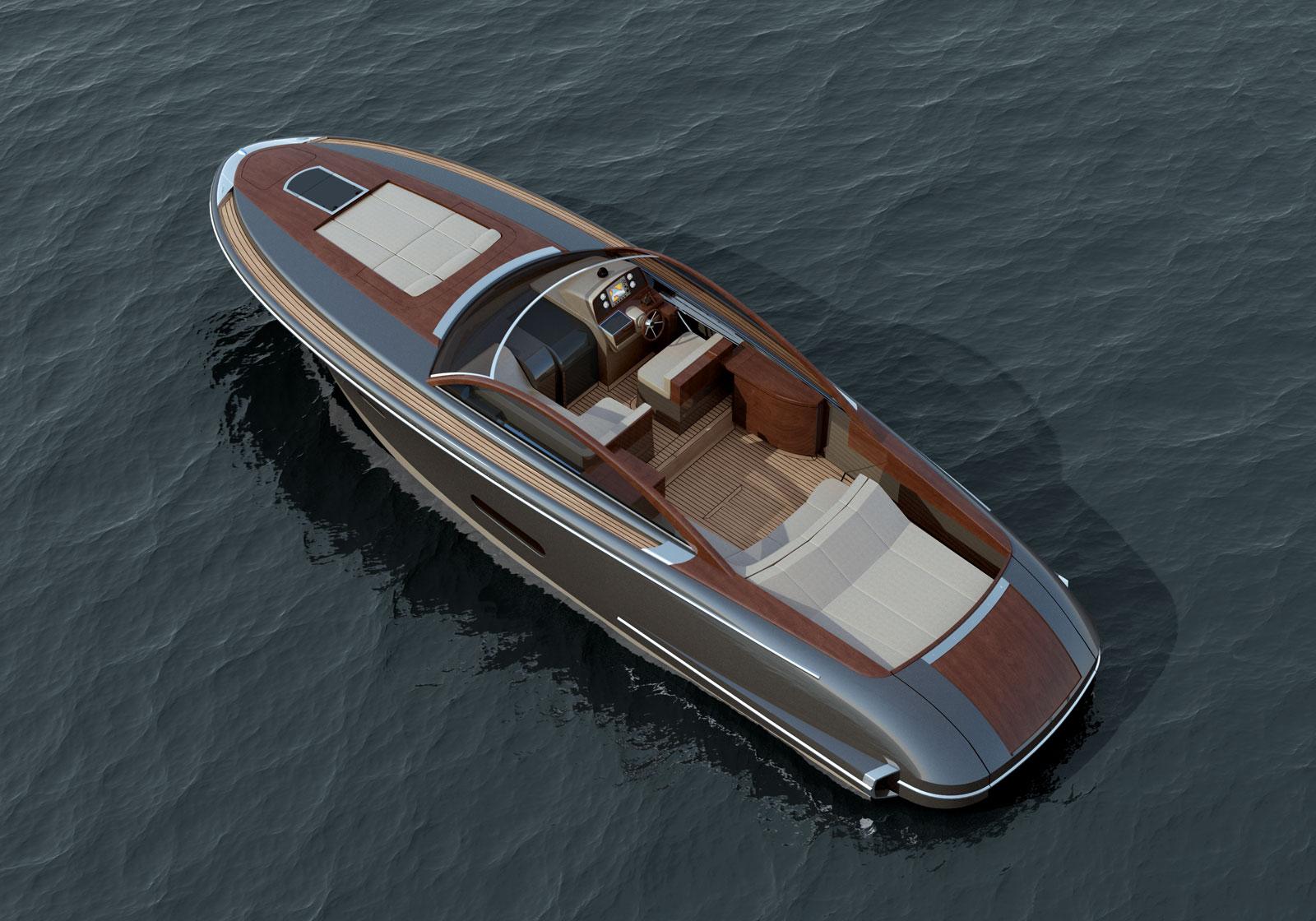 Vicem Yachts' Vanguard Line