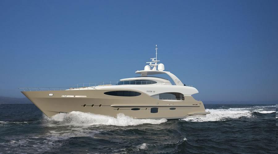 Vicem Yachts - Vulcan 32 M RPH Yacht