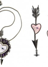 Vivienne Westwood – Heart-Eye Valentine`s Jewerly