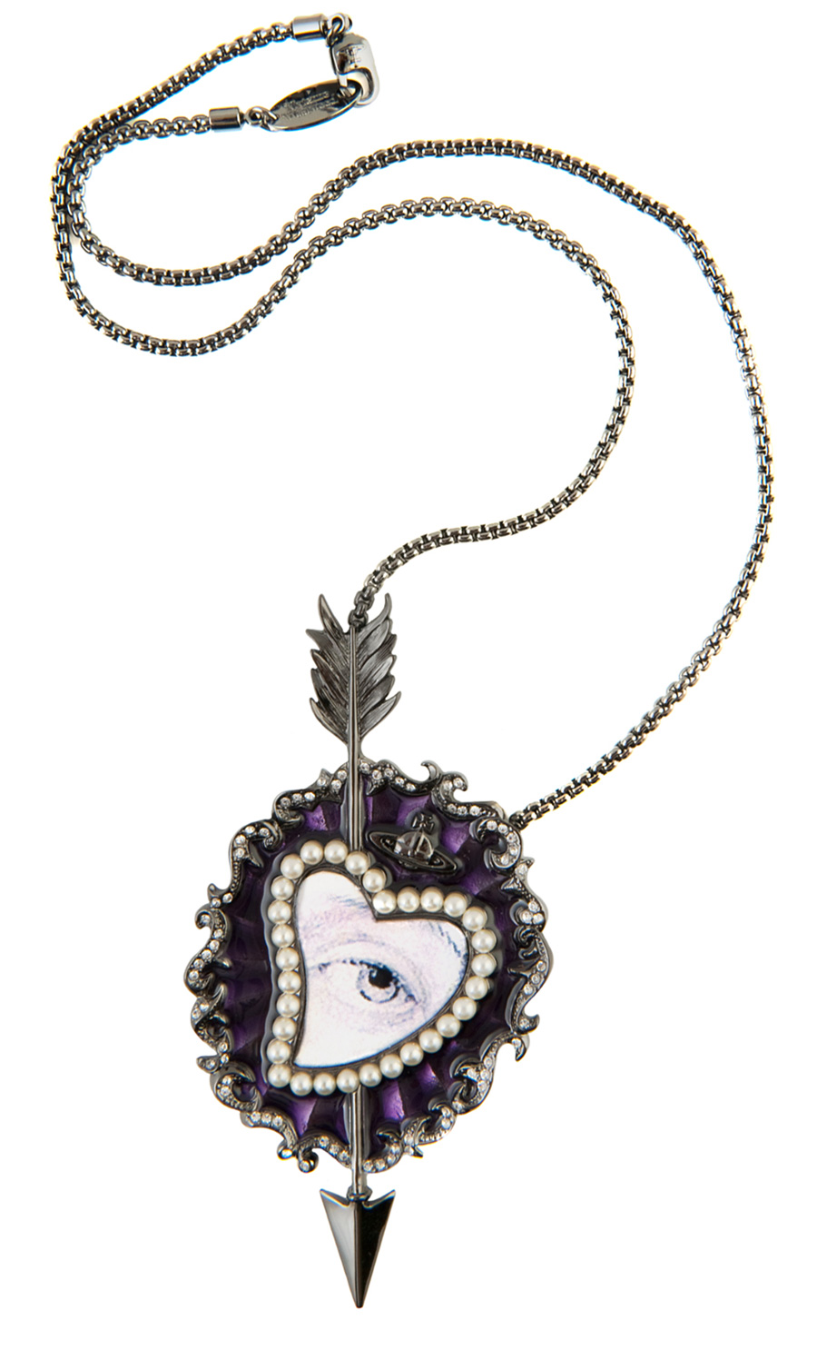 Vivienne Westwood Valentine's Pendant