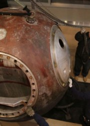 Vostok 3KA-2 – 1961 Soviet Space Capsule Up for Auction