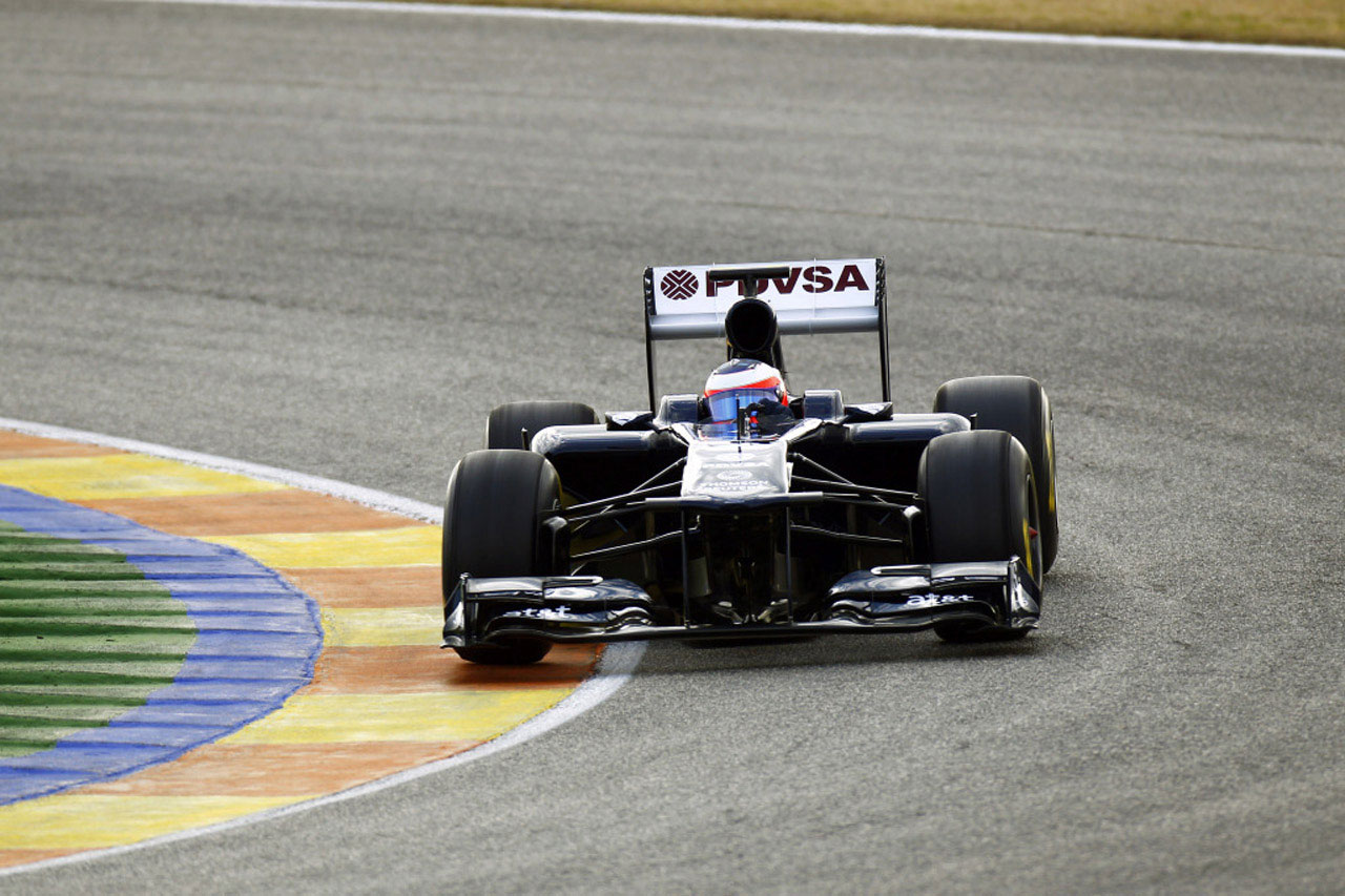 Williams FW33 Formula 1