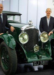 An Unbroken Line – World of the Bentley Designer Uncovered at New Exhibition