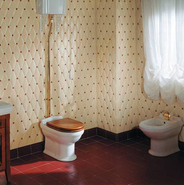 Victorian Spirit Bathroom With Petracer's Tiles