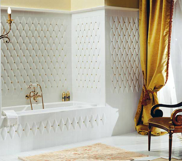 Classic Capitonne Collection by Petracer's Ceramics
