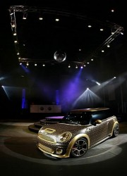 Mini Cooper Works by CoverEFX – Louis Vuitton on the Wheels