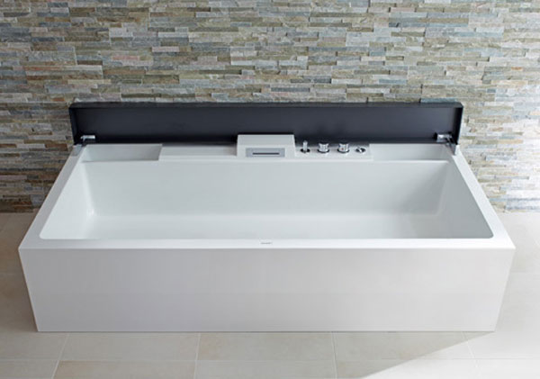 Duravit Floatation Nahho Musical Bathtub