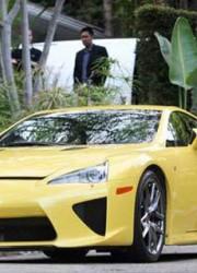 Limited Edition Lexus LSA – Paris Hilton's $375,000 Birthday Gift