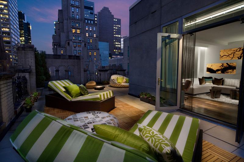 New York's W Hotel