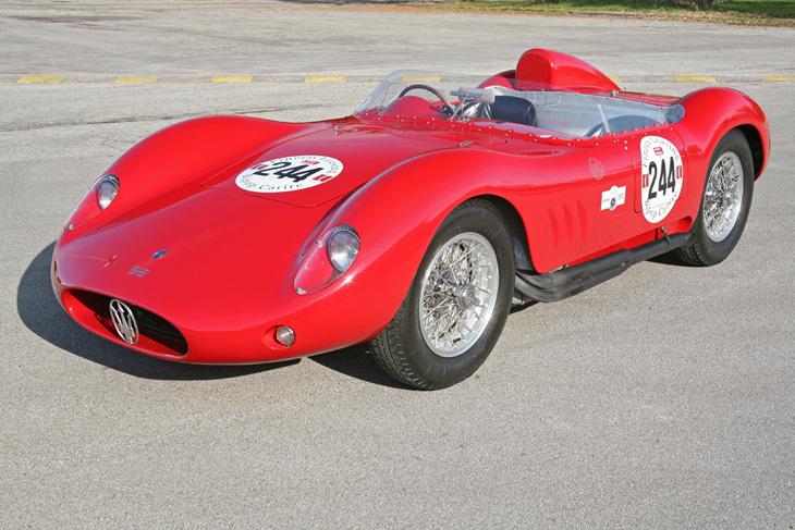 1957 Maserati 200Si Mille Miglia