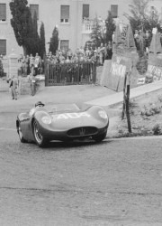 An Alluring Investment Opportunity – 1957 Maserati 200Si Mille Miglia
