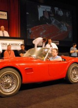 Unrestored Shelby Cobra Auction Price Outperforms Gold Market Five Fold