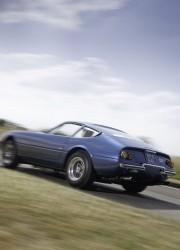 Royal Ferrari Daytona Up For Auction At Brooklands
