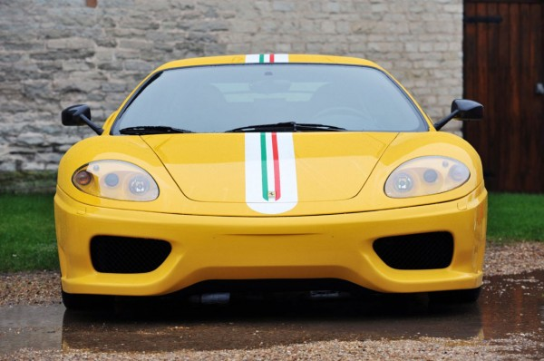 2003 Ferrari 360 Challenge Stradale (£75,000 – £85,000)