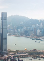 World's Highest Hotel Ritz-Carlton In Hong Kong Opened Its Doors To Guests