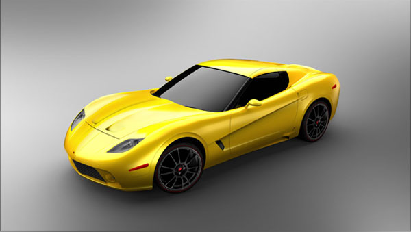 Two Coachbuilt Italian Corvettes to Debut at Top Marques Monaco
