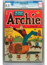 Archie Comics #1 Book Sets New World Record