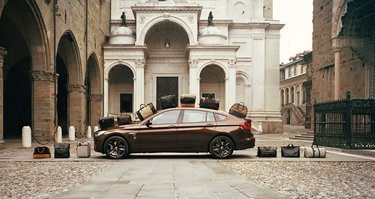 BMW 5 Series Gran Turismo by Trussardi