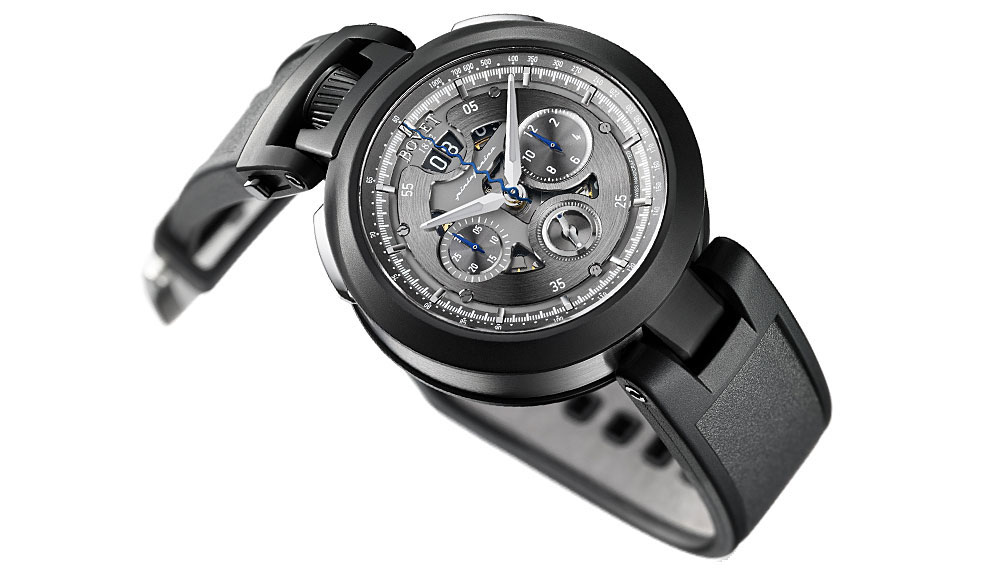 Bovet Amadeo 45 Chronograph Cambiano Watch