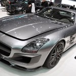 Brabus 700 Biturbo Based on the Mercedes SLS AMG